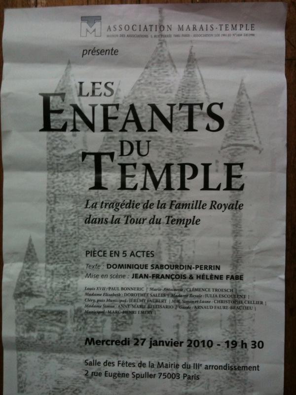 """Pièce """"Les enfants du temple"""" Photo10"""