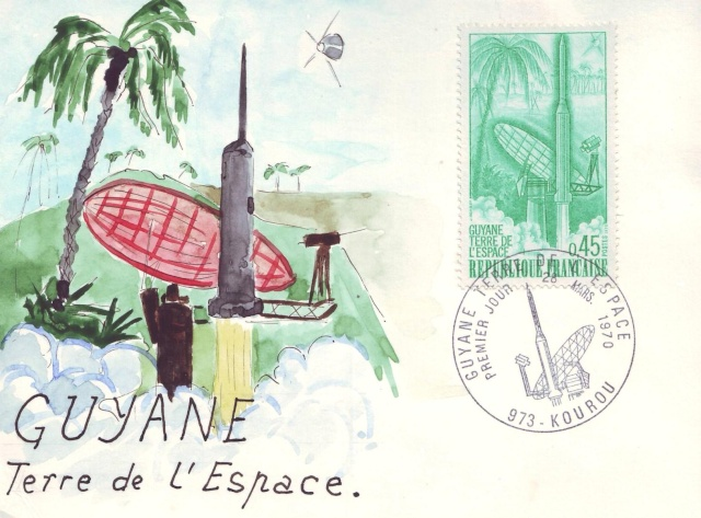 kourou port spatial de l'Europe pour l'avenir 1970_011