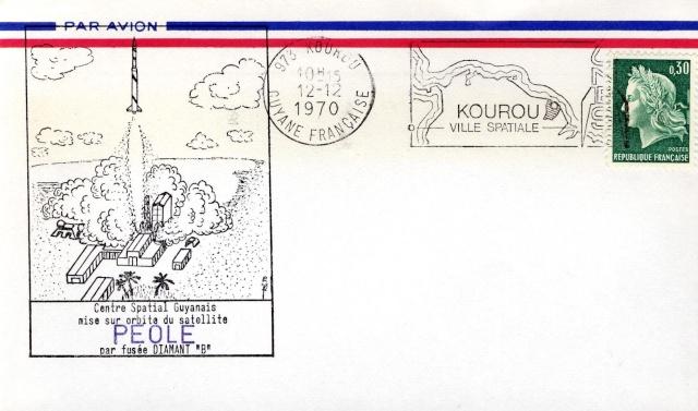 kourou port spatial de l'Europe pour l'avenir 1970_110