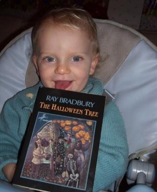 Ray Bradbury dans Le Monde du 22 déc Dscn9211