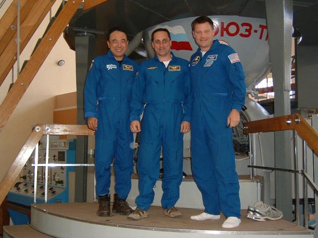 Lancement Soyouz TMA-17 (20/12/2009) - Page 3 Soyuz-10