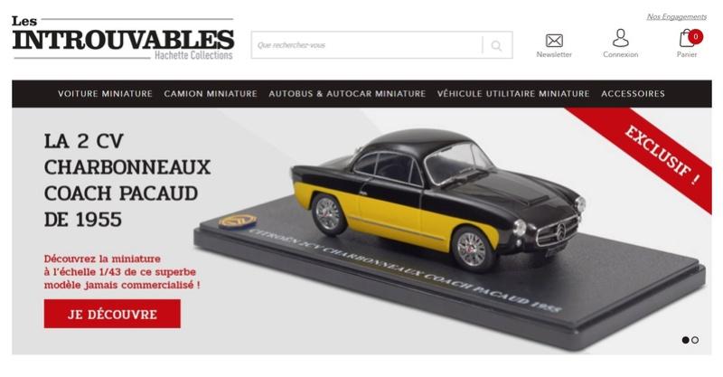 """La Boutique """"Les INTROUVABLES"""" d'Hachette Captur23"""