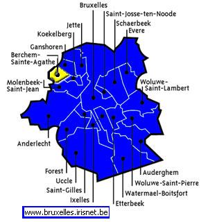 une petite commune bruxelloise Berche10
