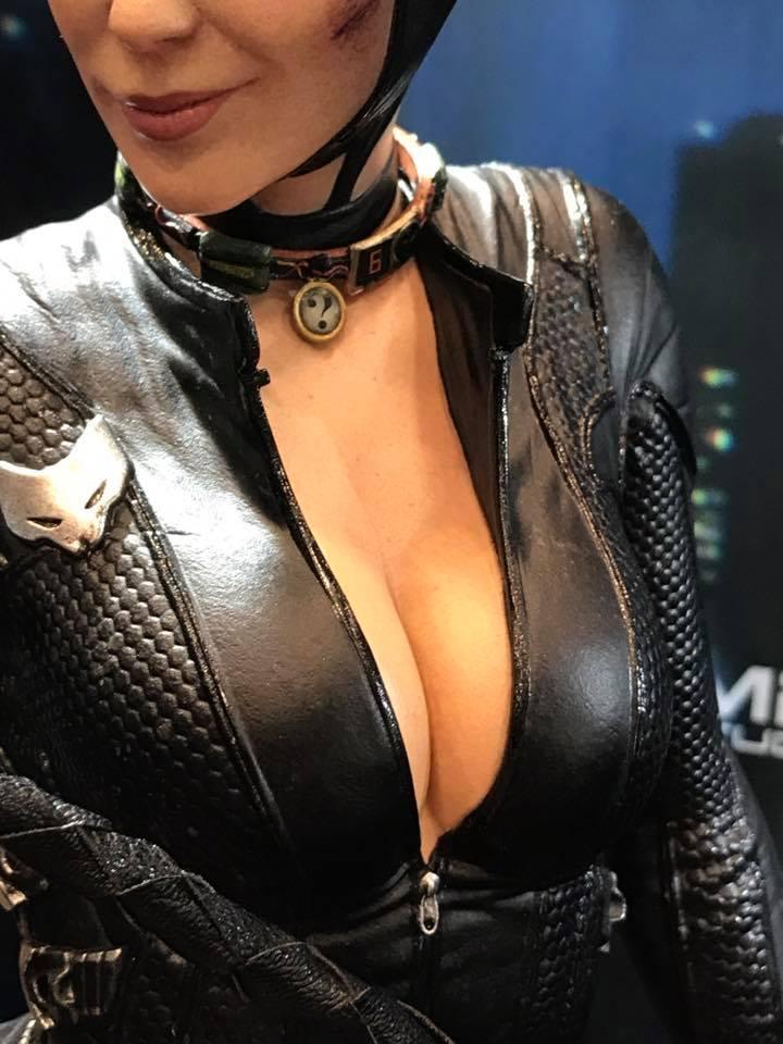 Batman Arkham Knight - Catwoman 1/3 Statue 20374410