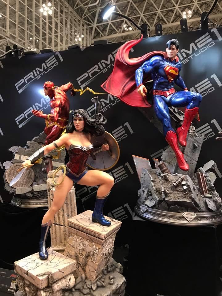DC Comics - New 52 Wonder Woman 1/4 Statue   411