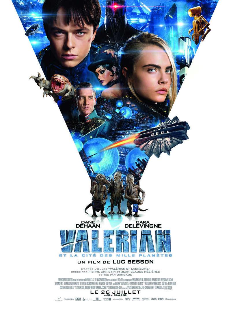 Valérian et la Cité des Milles Planètes 55072210