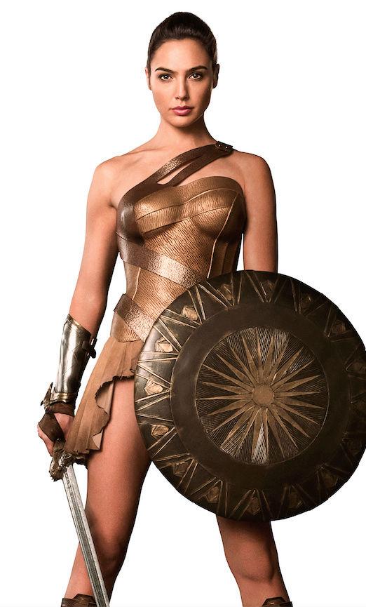 DC Comics - Wonder Woman Movie - Wonder Woman Training Costume 1/3 Statue   Captur10
