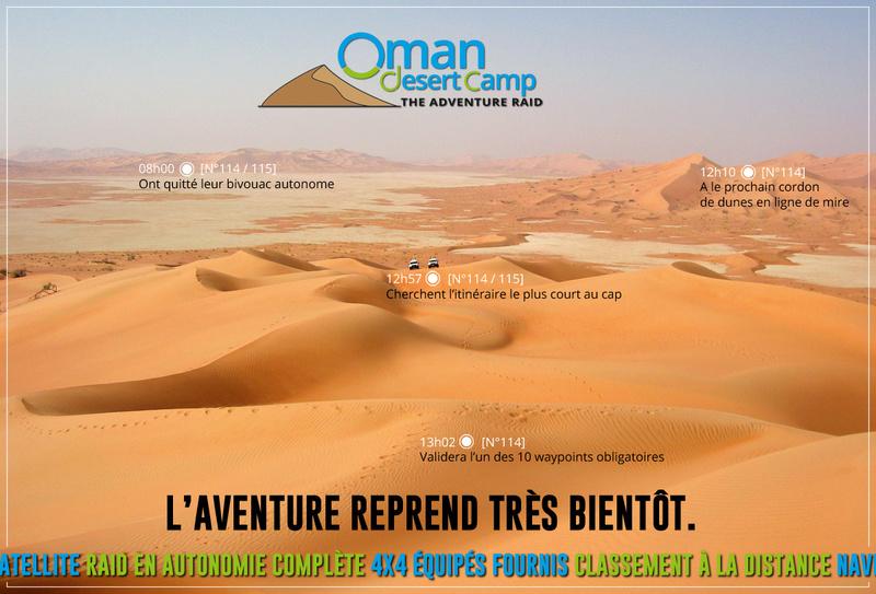 RAID OMAN DESERT CAMP du 9 au 18 Février 2018 Omande10