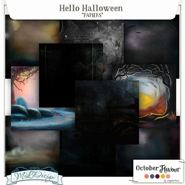 Box October _ Hello Halloween in store 7 Octobre Mldesi18