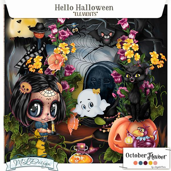 Box October _ Hello Halloween in store 7 Octobre Mldesi19