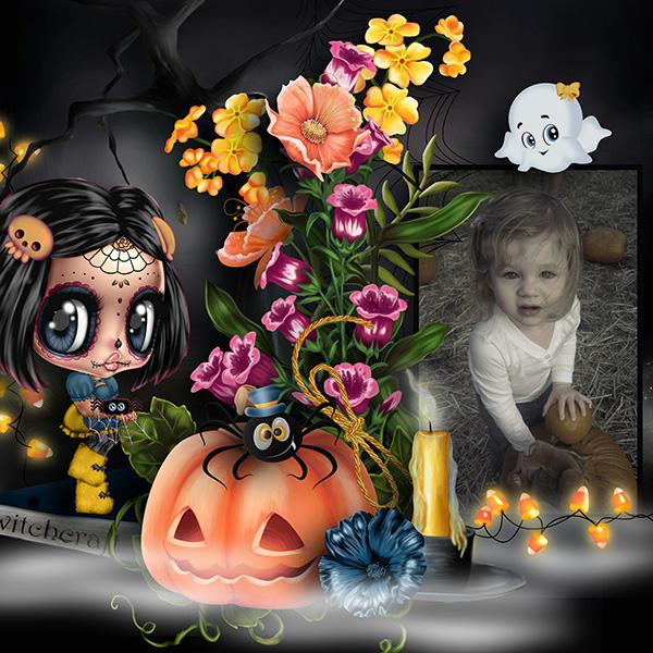 Box October _ Hello Halloween in store 7 Octobre Mldesi22