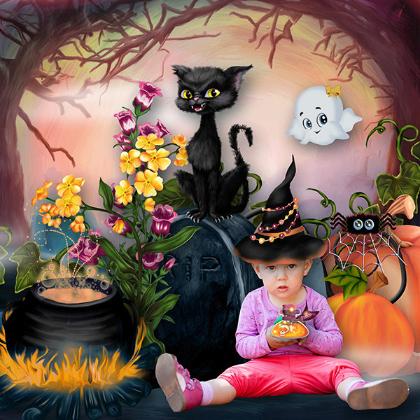 Box October _ Hello Halloween in store 7 Octobre Mldesi24
