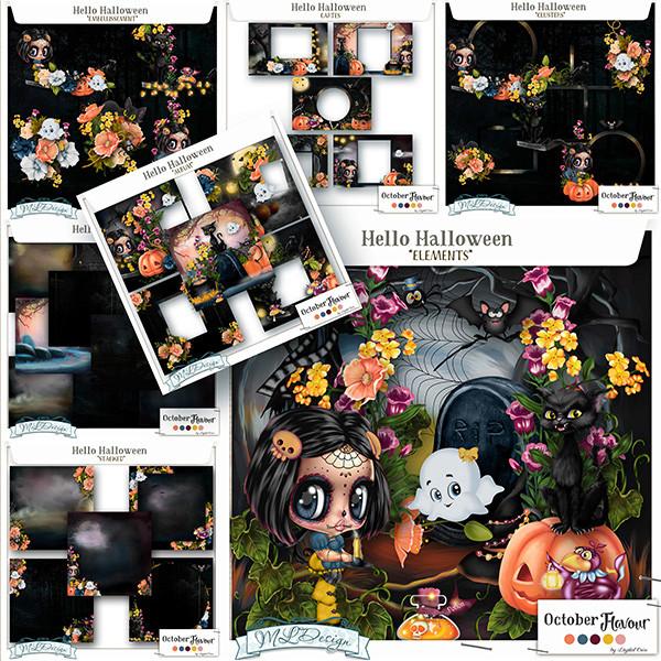 Box October _ Hello Halloween in store 7 Octobre Mldesi51