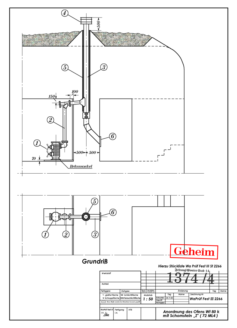 Système cheminée anti-grenades Schorn10