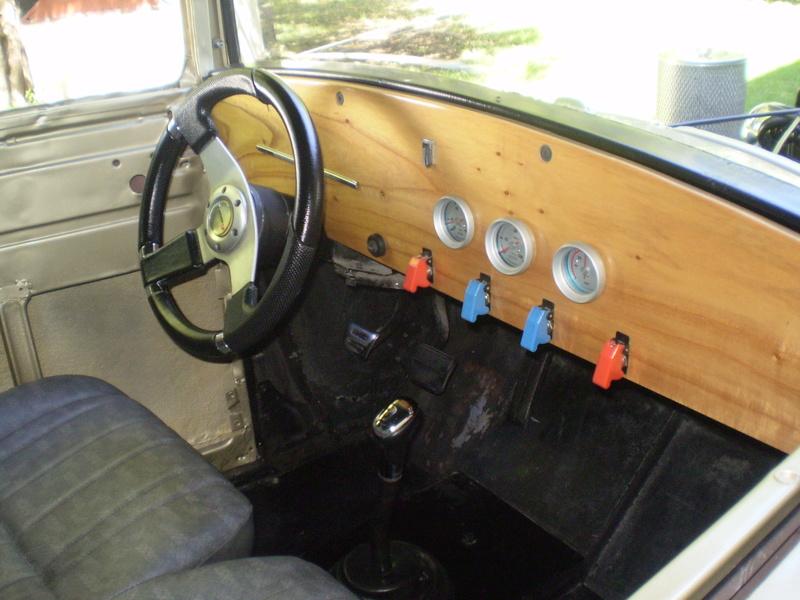 La Mentirosa (Ford A 28) P1190011