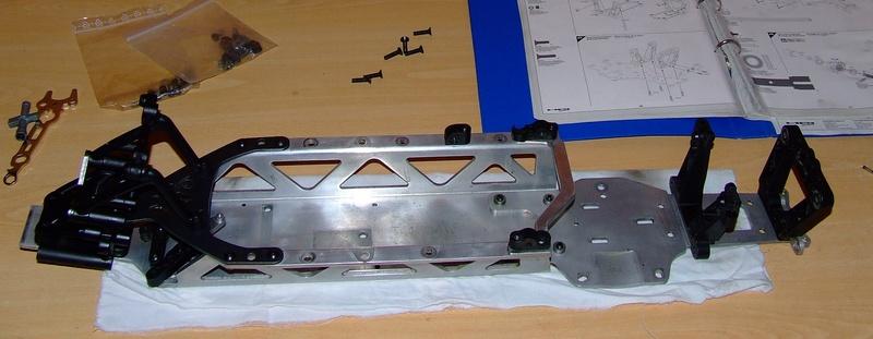 Remontage baja thermiflux  Dscf4014