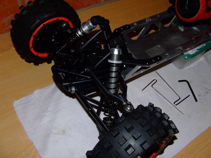 Remontage baja thermiflux  Dscf4113