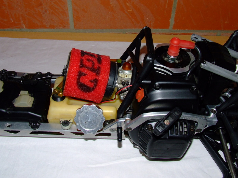 Remontage baja thermiflux  Dscf4116