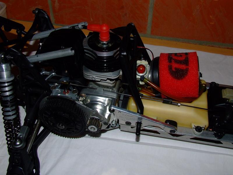 Remontage baja thermiflux  Dscf4119