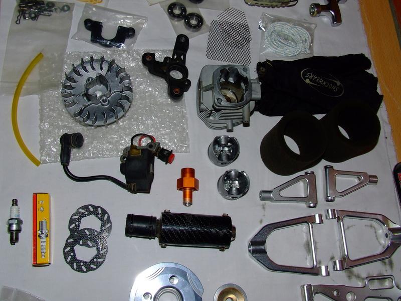 Remontage baja thermiflux  Dscf4139