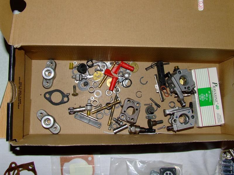 Remontage baja thermiflux  Dscf4141