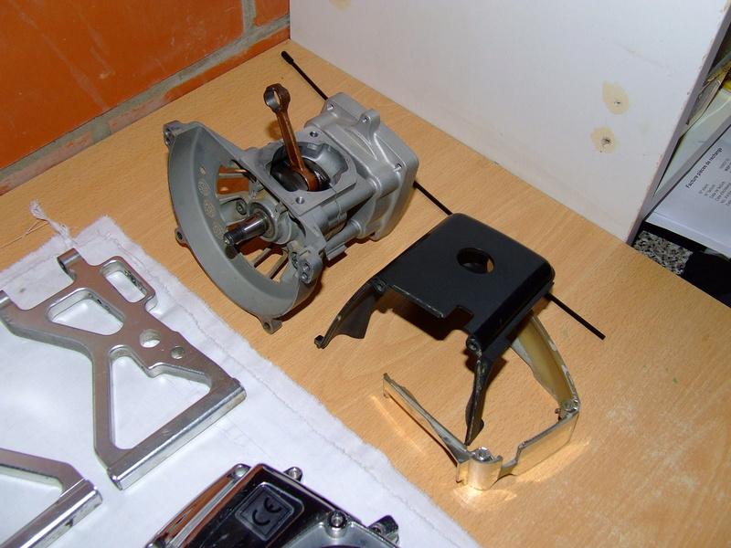 Remontage baja thermiflux  Dscf4147