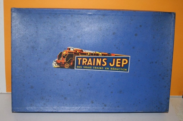 COFFRET TRAIN JEP MARCHANDISES S-l16011