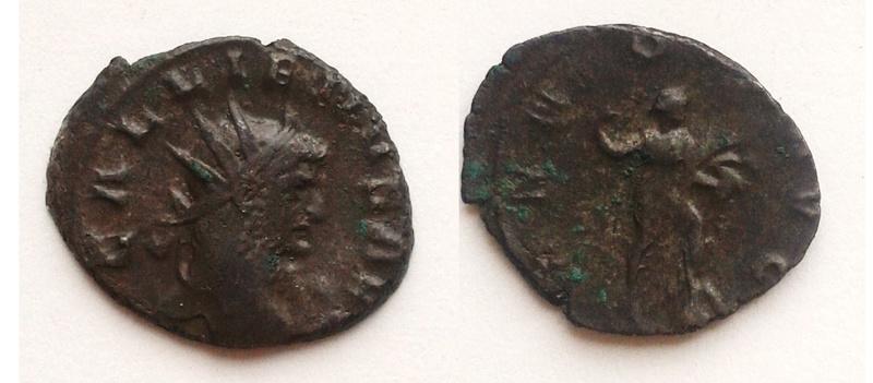 Gallienus left bust Annnon10