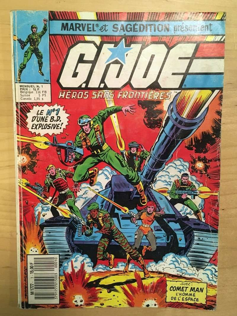 Comics Gi Joe vintage  en France et autres... Img_8114