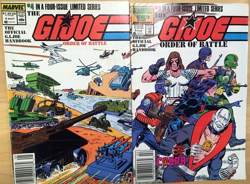 Comics Gi Joe vintage  en France et autres... Img_8127