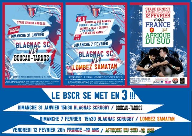 Saison 2009/2010 : 14ème journée (Blagnac/BTS) Blagna10