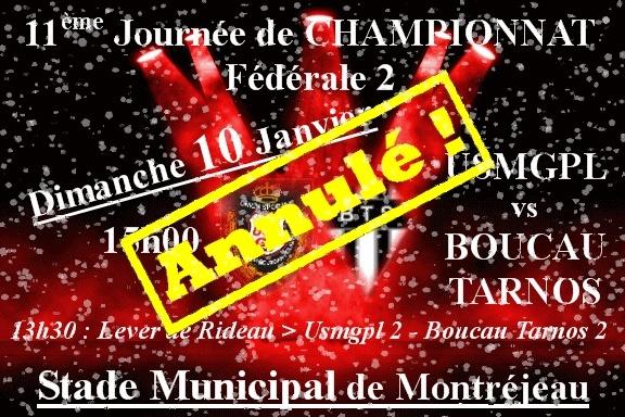 Saison 2009/2010 : 11ème journée (Montréjeau/BTS) Matcha10