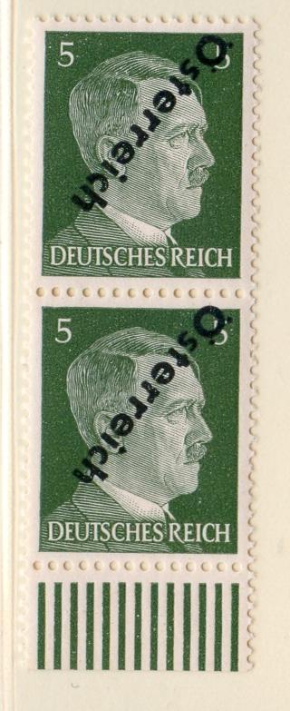 Marke Deutsches Reich mit Österreich Stempel Scanne11