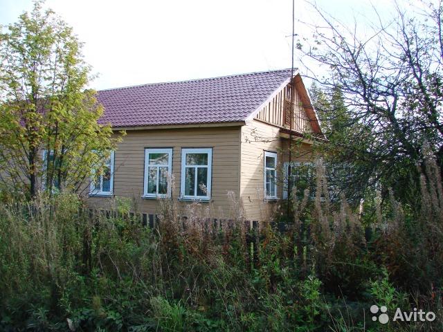 продаётся квартира 50 кв. м (полдома) Oa_110