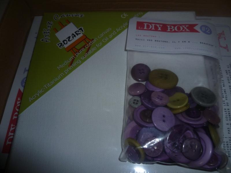diy 2 : le monogramme bouton P1040729