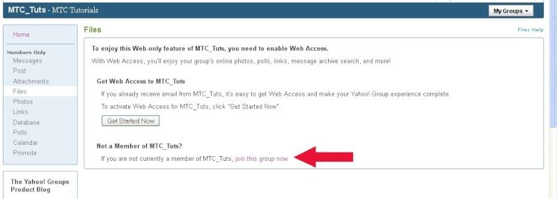 MTC - Groupe Yahoo : comment y accède t'on ? (résolu) Mtcyah13