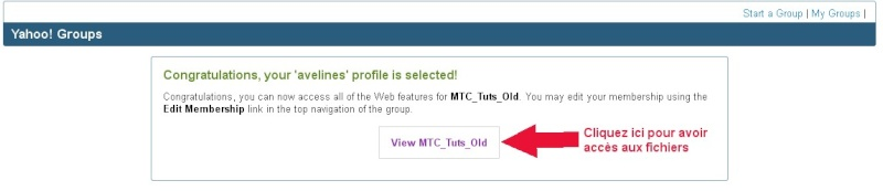 MTC - Groupe Yahoo : comment y accède t'on ? (résolu) Mtcyah16