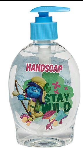 schtroumpfs - [topbrands europe] shampoing et savon schtroumpfs Shampo11