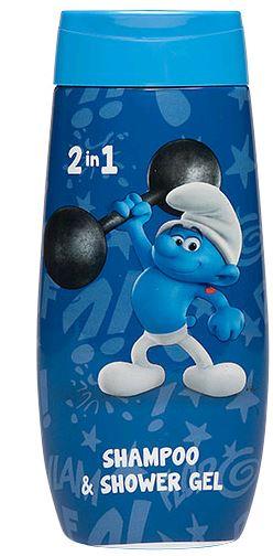 schtroumpfs - [topbrands europe] shampoing et savon schtroumpfs Shampo13
