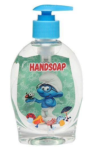 schtroumpfs - [topbrands europe] shampoing et savon schtroumpfs Shampo15