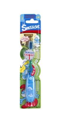 [vitalcare] brosse à dent et savons schtroumpfs V210