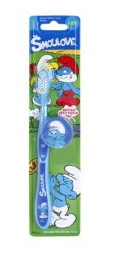 [vitalcare] brosse à dent et savons schtroumpfs V610
