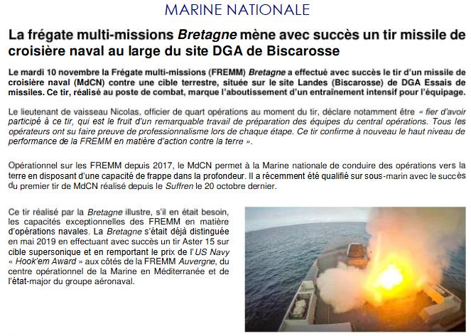 FREMM Bretagne (D655) - Page 6 Capt1002