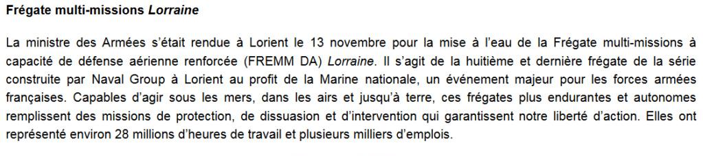 FREMM Lorraine (D657) - Page 4 Capt1037