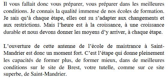 [ DIVERS - ÉCOLE DE MAISTRANCE] École de Maistrance à Saint-Mandrier Captu157