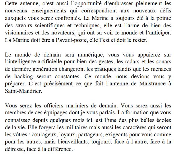 [ DIVERS - ÉCOLE DE MAISTRANCE] École de Maistrance à Saint-Mandrier Captu158