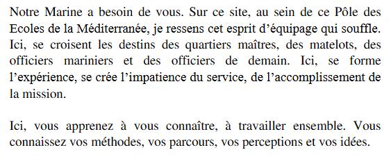 [ DIVERS - ÉCOLE DE MAISTRANCE] École de Maistrance à Saint-Mandrier Captu159