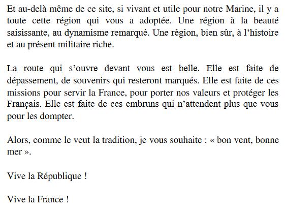 [ DIVERS - ÉCOLE DE MAISTRANCE] École de Maistrance à Saint-Mandrier Captu160