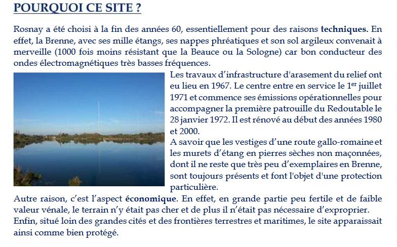 [Les stations radios et télécommunication] Base de transmission pour les Sous-marins Nucléaire à Rosnay - Page 8 Captu560