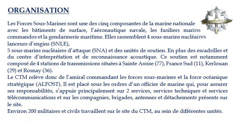 [Les stations radios et télécommunication] Base de transmission pour les Sous-marins Nucléaire à Rosnay - Page 8 Captu561